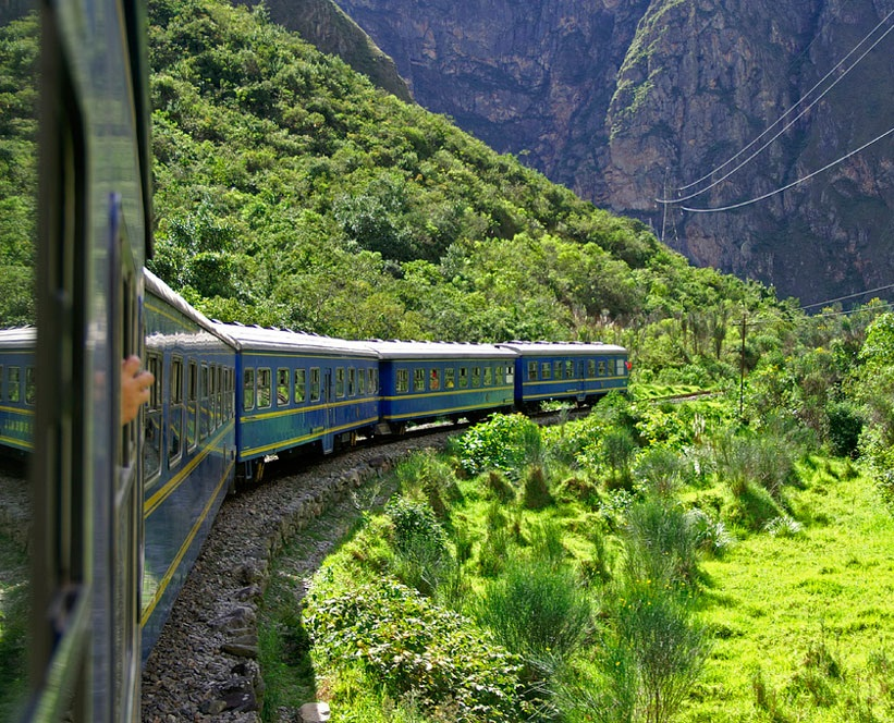 Machupicchu By Expedition Train  Full Day