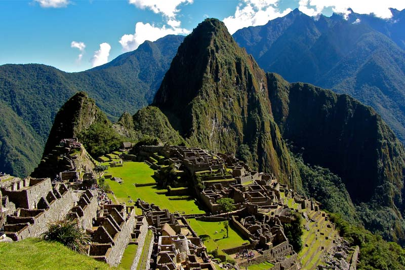4D/3N Tour: City Tour, Sacred Valley & 2D Inca Trail