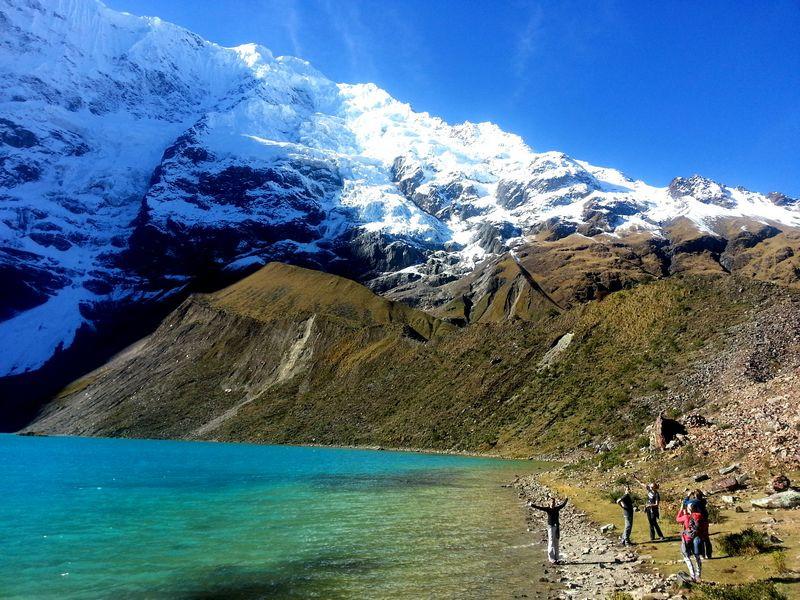 Salkantay Trek & Humatay Lake-Machu Picchu 5d/4n