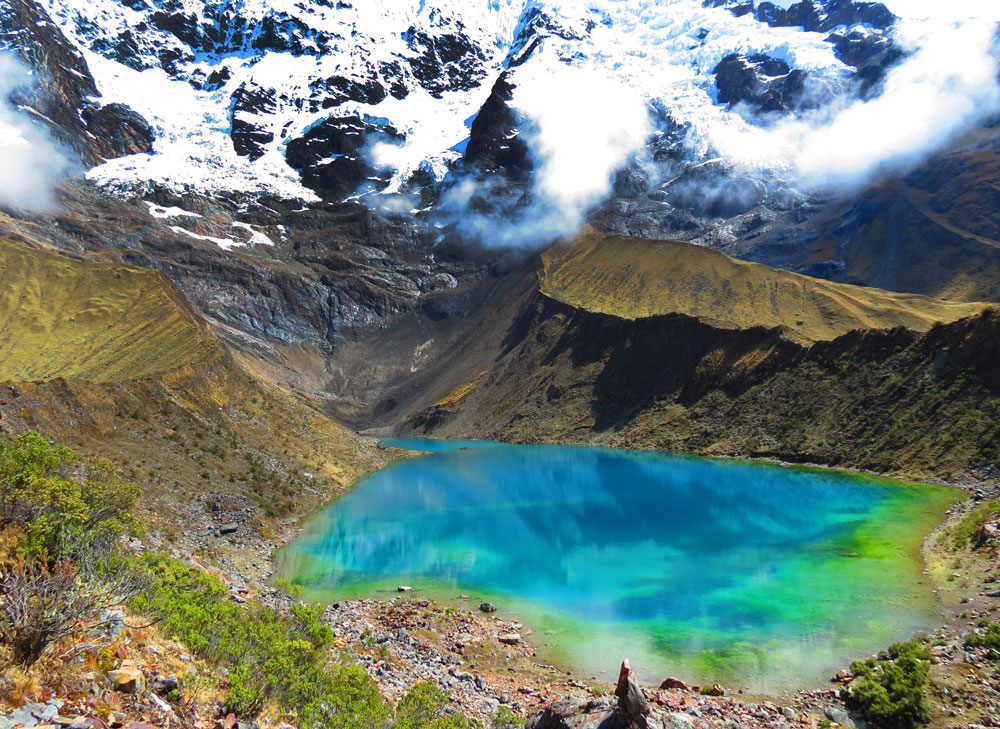 Salkantay trek  to Machu Picchu-4 Days /3 Nights