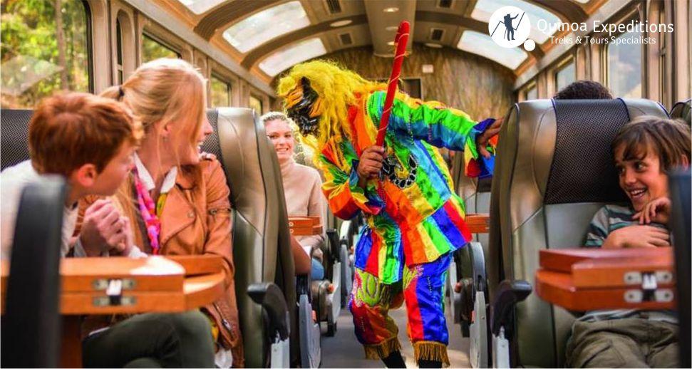 Machupicchu By Vistadome Train 1Day