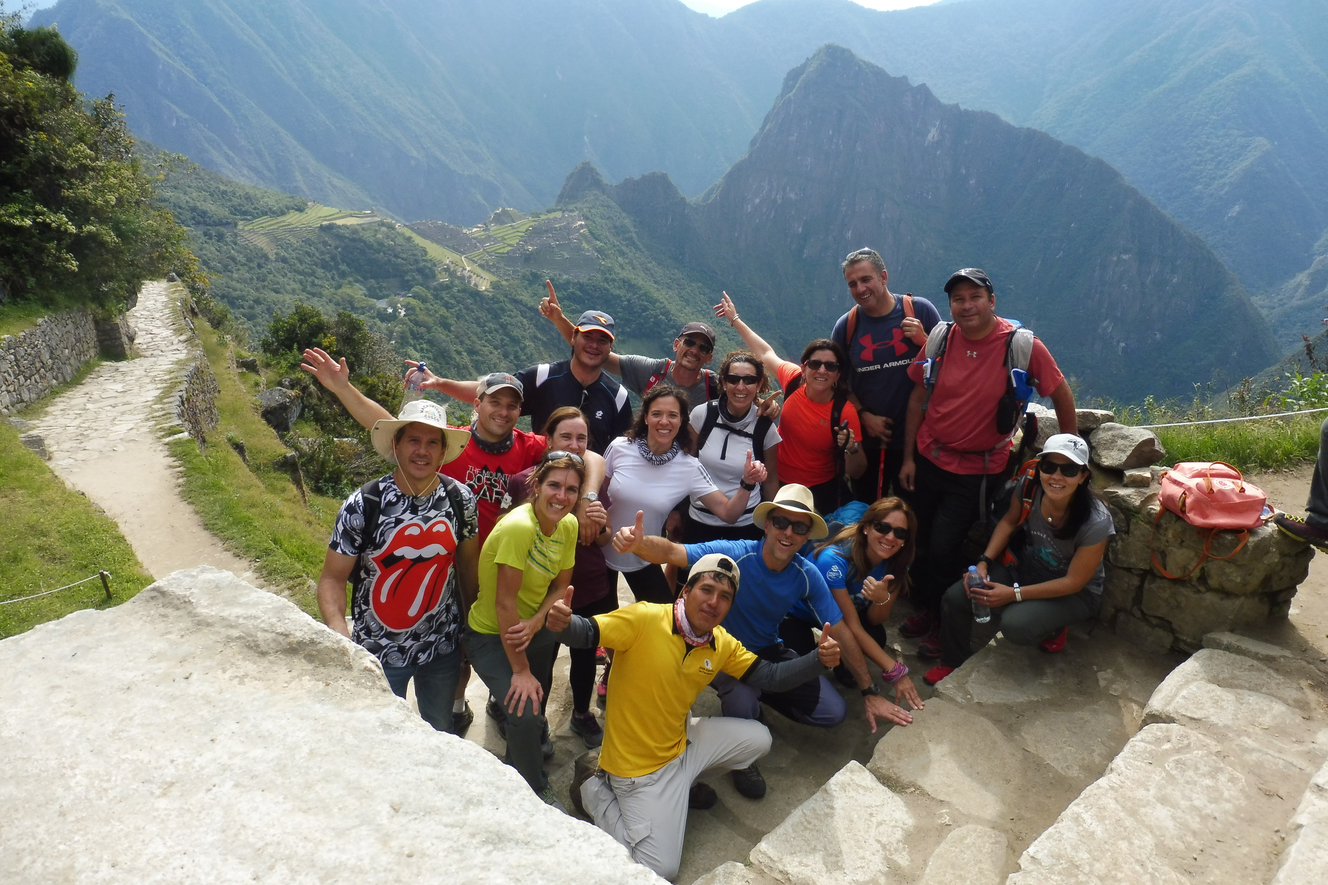 Inca Trail 2D - Quinoa Expeditions